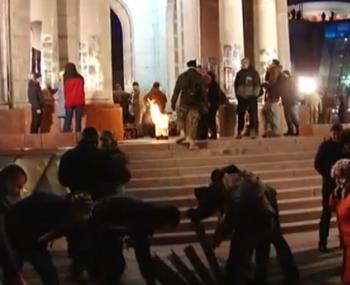 Новый Майдан в Киеве: