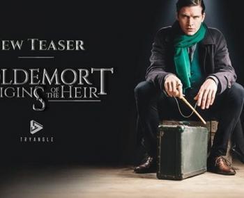 Гарри Поттера-Волан-Де-Морт: Истоки Наследника, новый фильм
