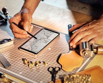 Два в одном: Samsung будет выпускать гибрид смартфона и планшета