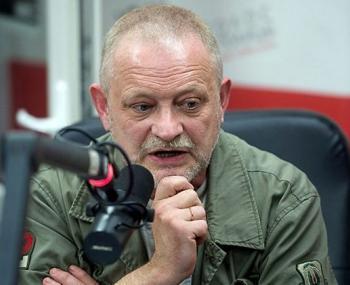 украинский политолог Андрей Золотарёв