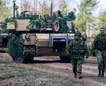 Переброска войск в ЕС
