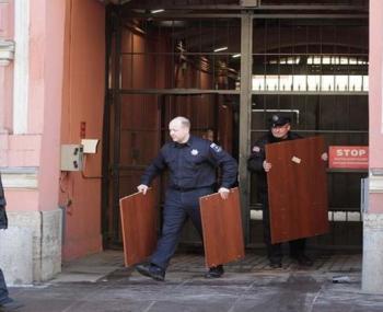 сотрудники консульства США в Санкт-Петербурге покидают Россию