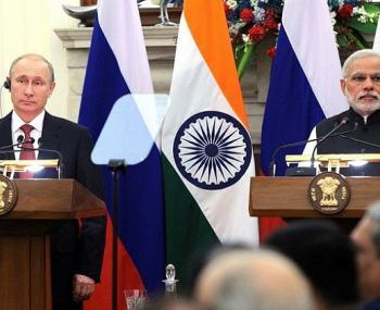 Переговоры России и Индии