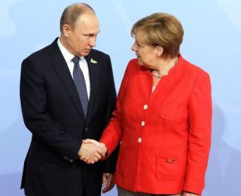 Путин и Меркель договорились