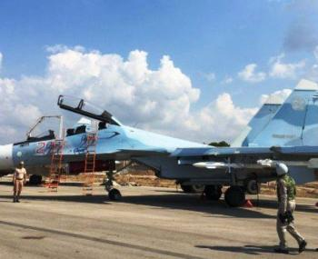 Базы ВВС США и России продолжают использовать телефонную линию для связи на Ближнем Востоке