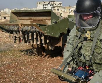 Робототехнические комплексы покажут на Параде Победы в Москве