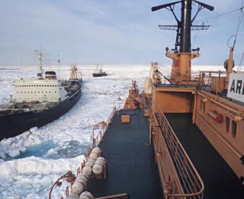 В США потребовали у России Северный морской путь
