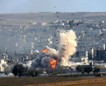 США начали наносить удары по Сирии