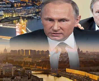 Путин и беглый олигарх