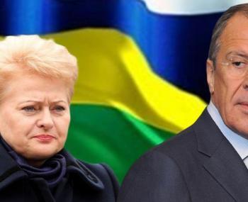 МИД РФ составил стоп-лист для граждан Литвы