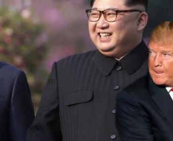 Ын, Ин и Трамп