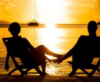 Отдых на море вдвоем