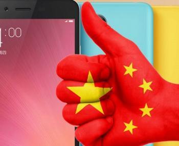 Смартфоны из Китая