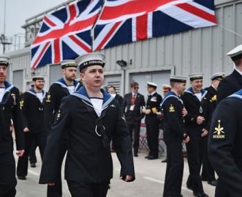Британский ВМФ