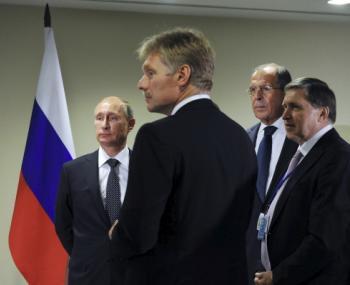 Песков: Россия адекватно ответит Украине на кризис с транзитом фур
