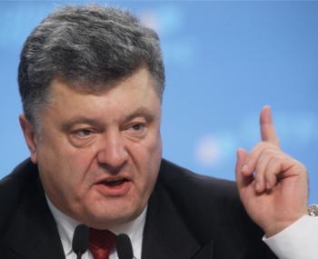Порошенко заявил, что Путин может присоединить Германию к России