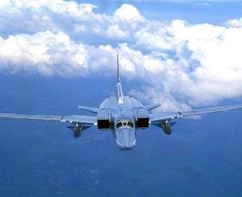 МО РФ: Шесть дальних бомбардировщиков нанесли удар по объектам ИГИЛ в Сирии