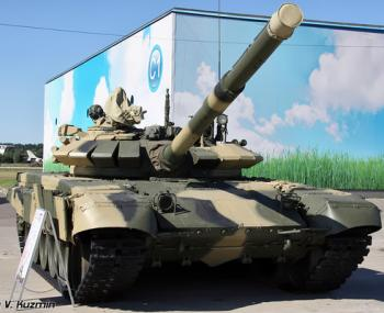 Уралвагонзавод, Т-72, Баку, модернизация