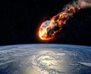 Гигантский астероид пролетел вблизи Земли