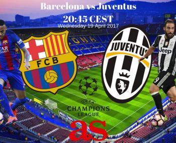 Барселона - Ювентус сыграли со счетом 0:0