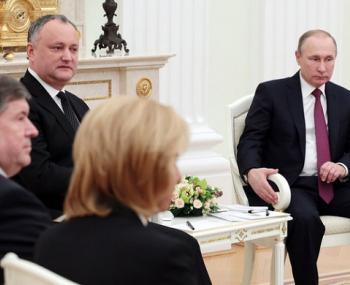 ЕС не намерен вести трехсторонние переговоры с Молдавией и Россией о торговле