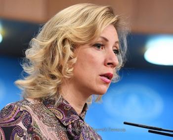 Захарова пообещала Лондону сюрприз