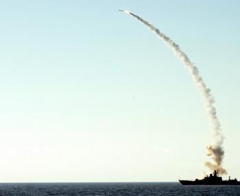 Россия наносит новый удар: «Калибры» бьют по врагам Родины в Сирии