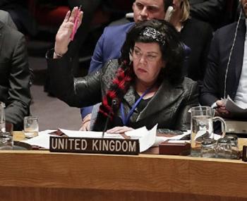 Постпред Британии в ООН назвала условия для разрешения сирийского кризиса