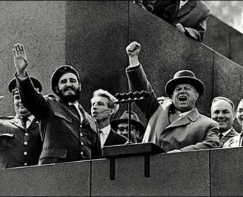 Фидель Кастро празднует юбилей