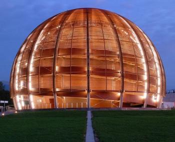 Европу напугал «портал в другой мир» над Большим адронным коллайдером