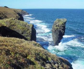 пограничная зона курильских островов