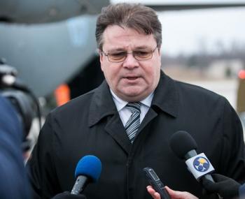 Грибаускайте выступила против переброски «Искандеров» в Калининград