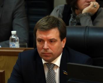 Нардеп Украины Николай Скорик