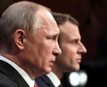 Макрон: возможный ответ на химатаку в Сирии не затронет союзников режима