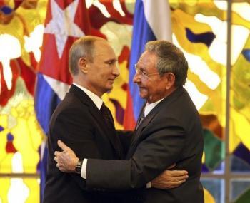 Куба просит у Путина российскую нефть