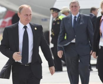 Охрана Путина, кто они