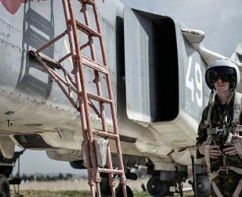 российский Су-24 над Сирией сбили при участии самолетов НАТО