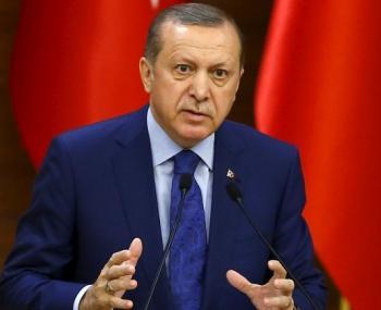 Эрдоган комментирует события последних недель