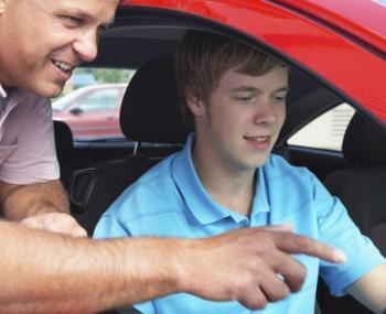 Влияние родителей на водителей-новичков