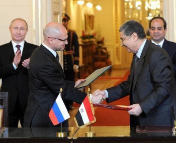 Россия и Египет