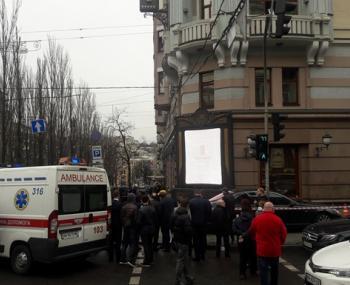 Дениса Вороненкова застрелили в Киеве