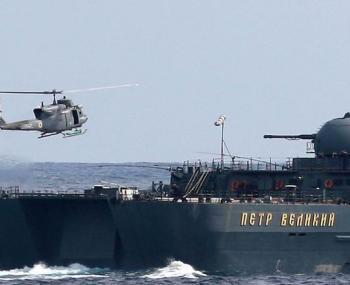 парад ВМС РФ вызовет панику в Европе