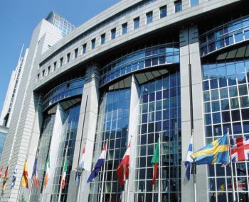 здание где проводят саммит ЕС