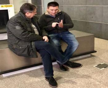 беседа Павла Климкина и Зигмара Габриэля