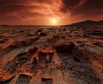 Уфолог обнаружил на Марсе одинокий ботинок