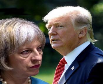 Трамп отказался встречаться с Мэй на сfммите G7