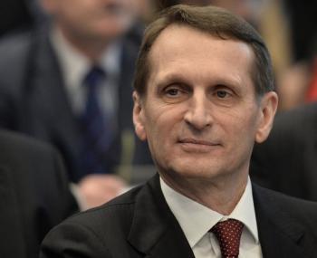 Нарышкин назвал условия возвращения России в ПАСЕ