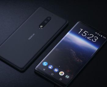 В Сети показали видео с новым Nokia 9