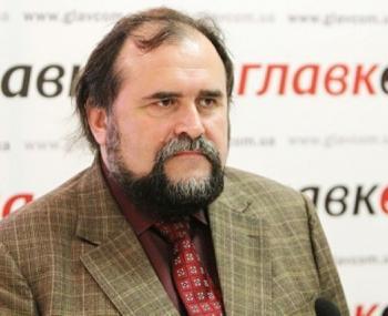 президент Украинского аналитического центра Александр Охрименко