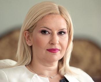 Премьер-министр Сербии Зорана Михайлович